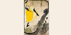 Toulouse-Lautrec in mostra a Verona